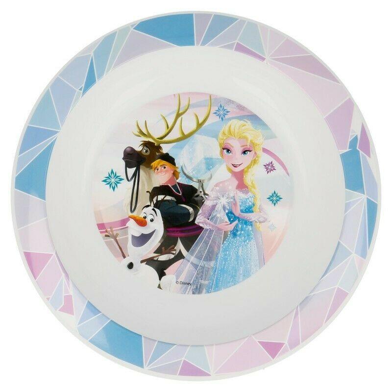 Assiette Creuse Disney La Reine des Neiges
