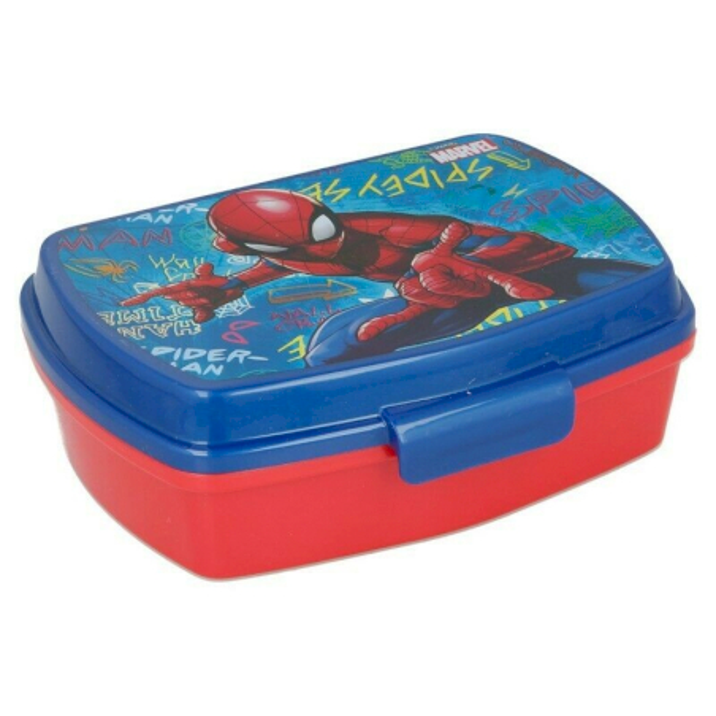 Portamerenda Spiderman