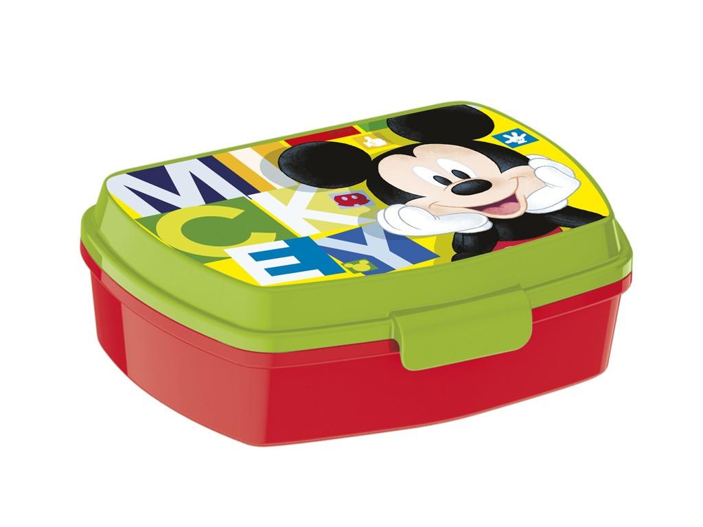 Porte-Goûter Disney Mickey Mouse
