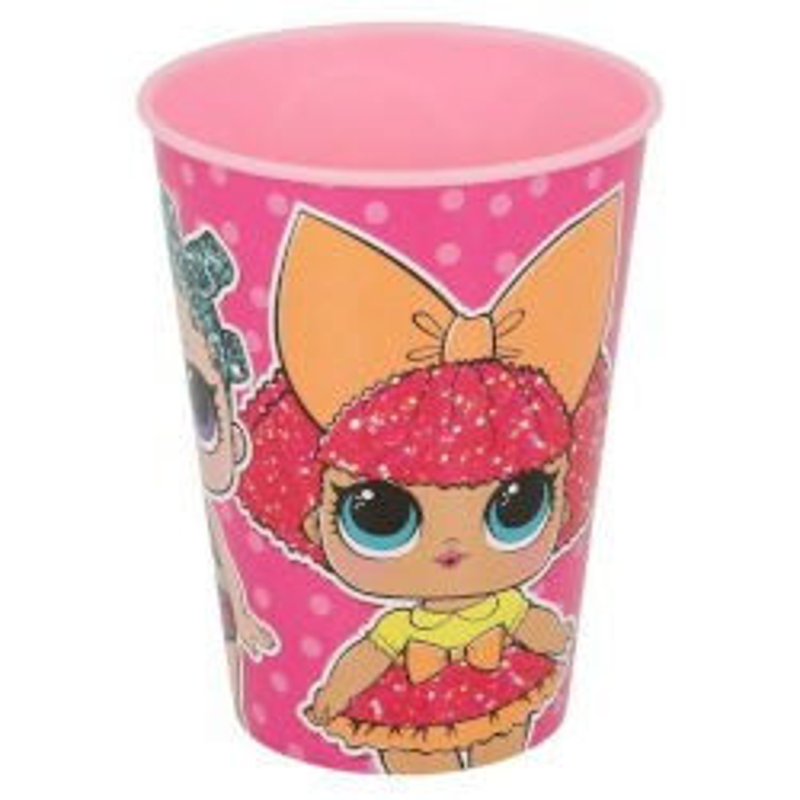 Bicchiere per Bambini Disney LOL Surprise