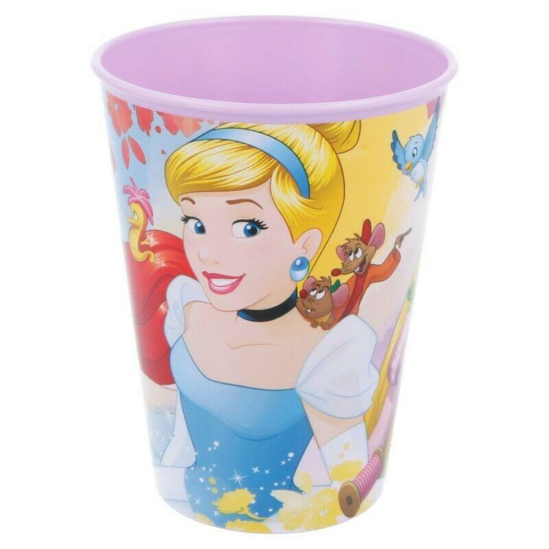 Bicchiere per Bambini Disney Principesse Disney