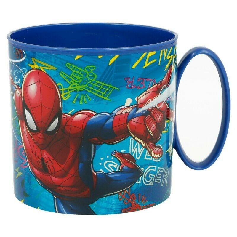 Tazza per Bambini da Microonde Spiderman