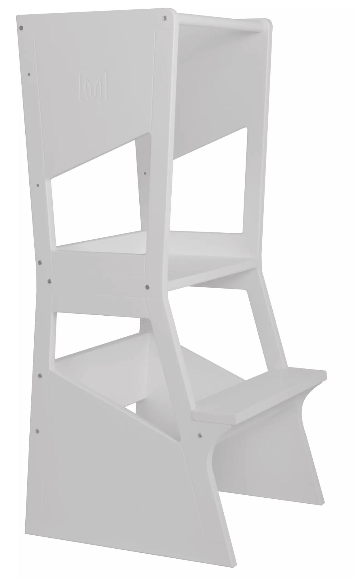 Lernturm Moka 2.0 Weiß
