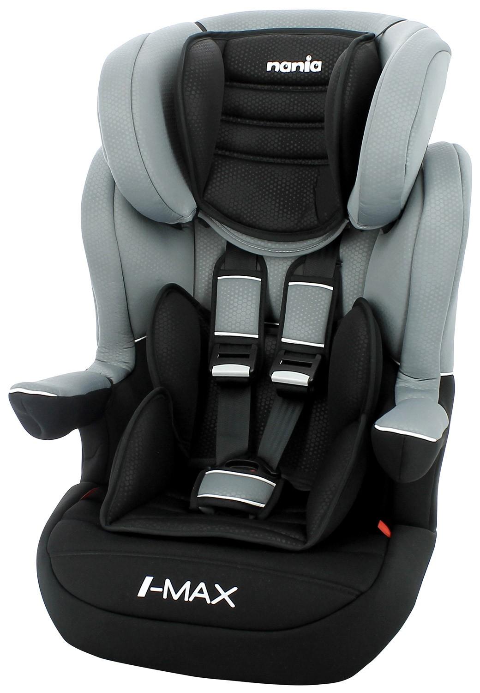 Silla de Auto I-Max Sp Isofix Nania Luxe Grey