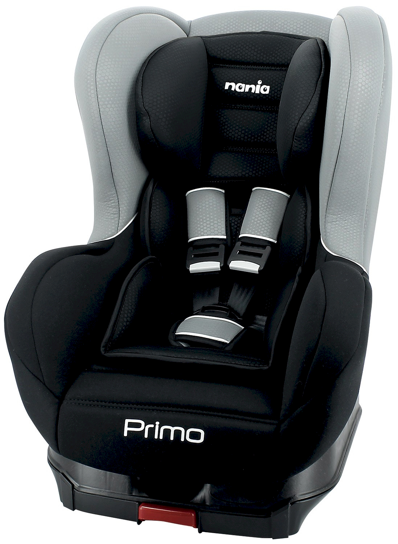 Nania Primo i-Size Luxe Gray