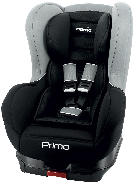 Nania Primo i-Size Luxe Grey