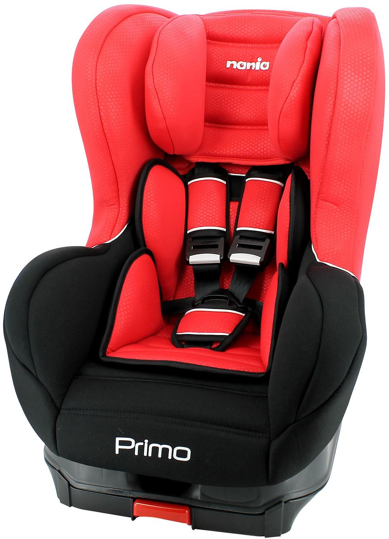 Seggiolino Auto Nania Primo i-Size Luxe Red