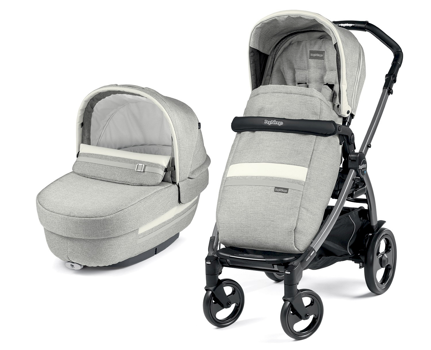 Peg Perego Combo Book 51 Elite Luxe Pure