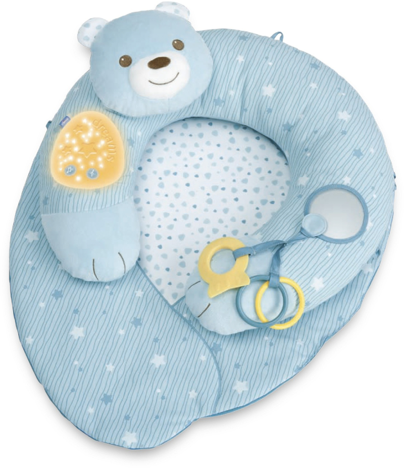First Dreams Chicco Azul