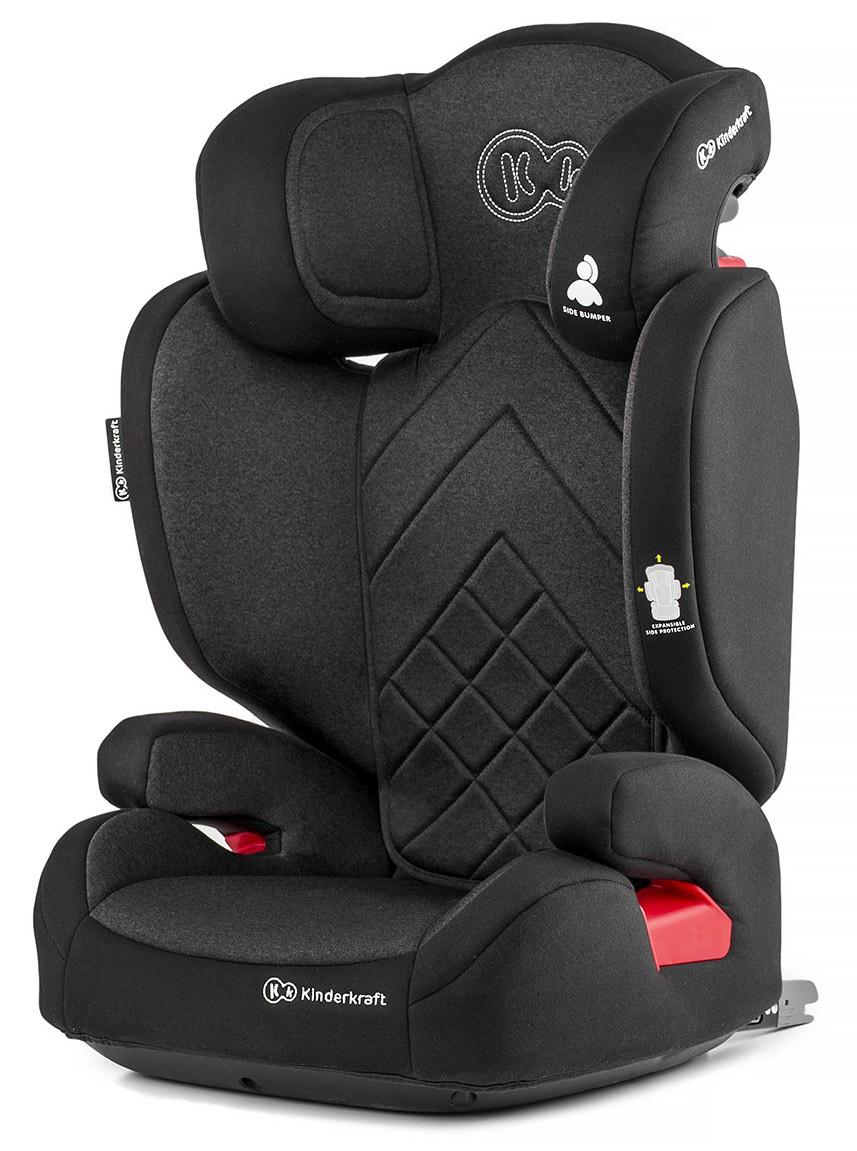 Seggiolino Auto Kinderkraft Xpand Black