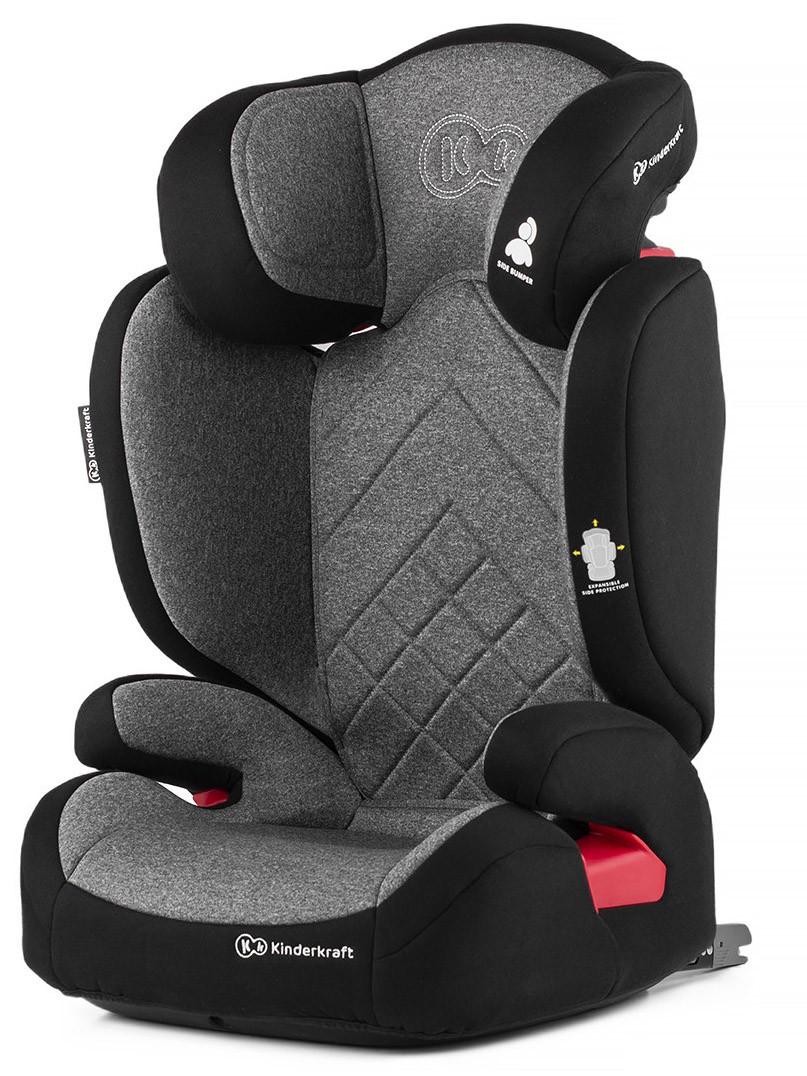 Seggiolino Auto Kinderkraft Xpand Grey