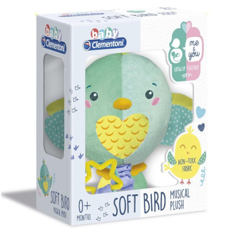 Carillon Clementoni Soft Bird