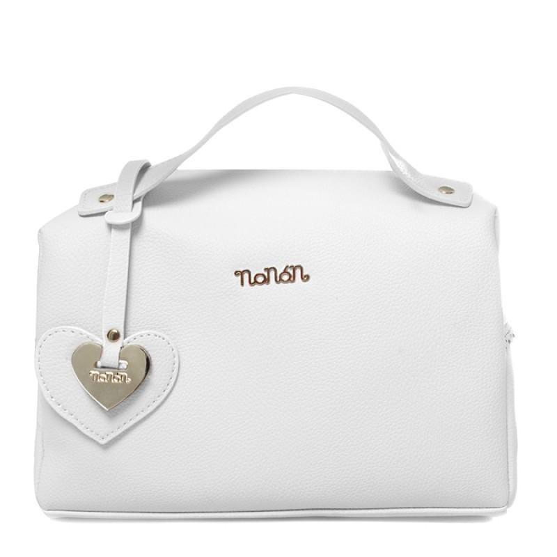 Mini Bag Nanan Bianco