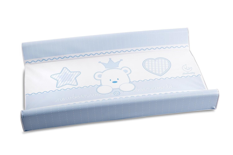 Italbaby Plan à langer Baby Re Bleu