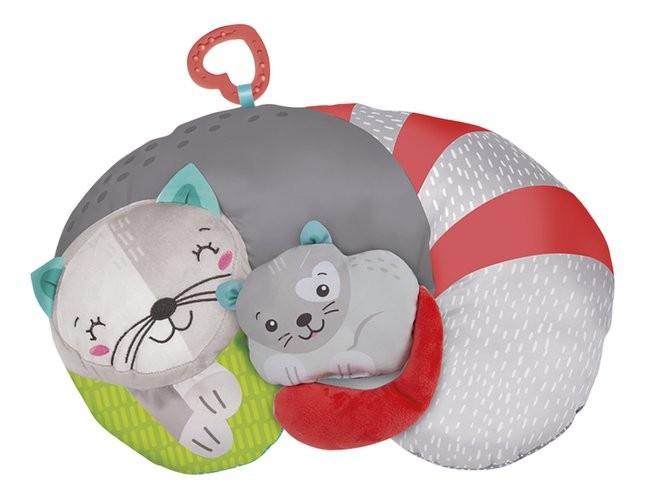 Primo Cuscino Kitty Cat Clementoni