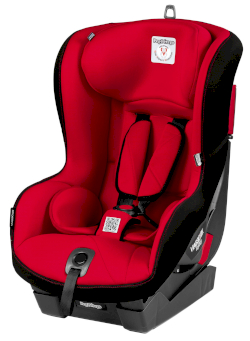 Peg Perego Siège-Auto Duo Fix K Rouge