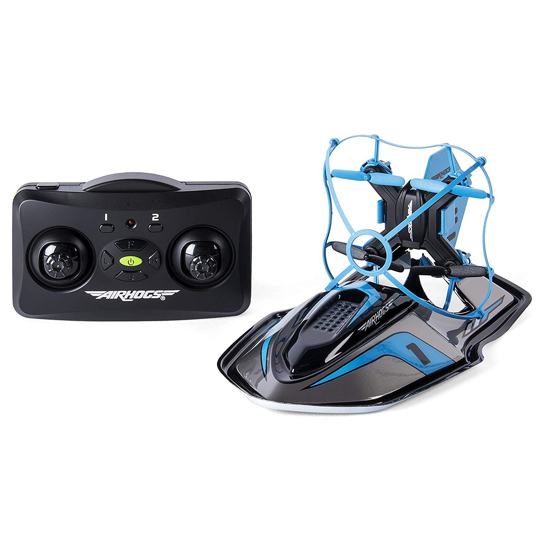 Hyper Drift Drone Bleu