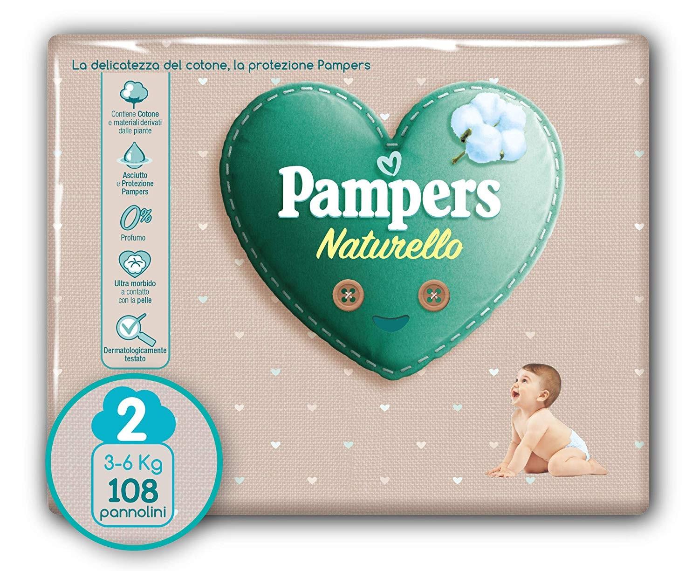 copy of Pannolini Pampers Naturello