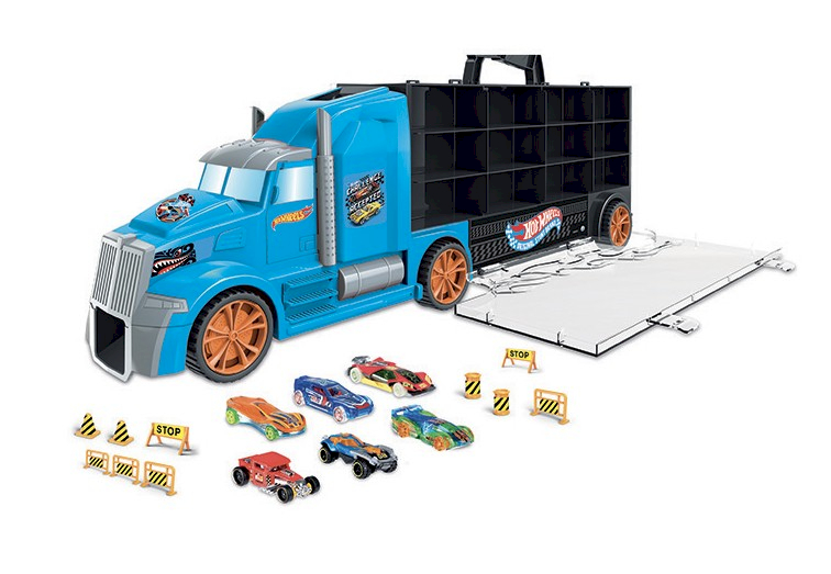 Hot Wheels Transporter 65 Amerika