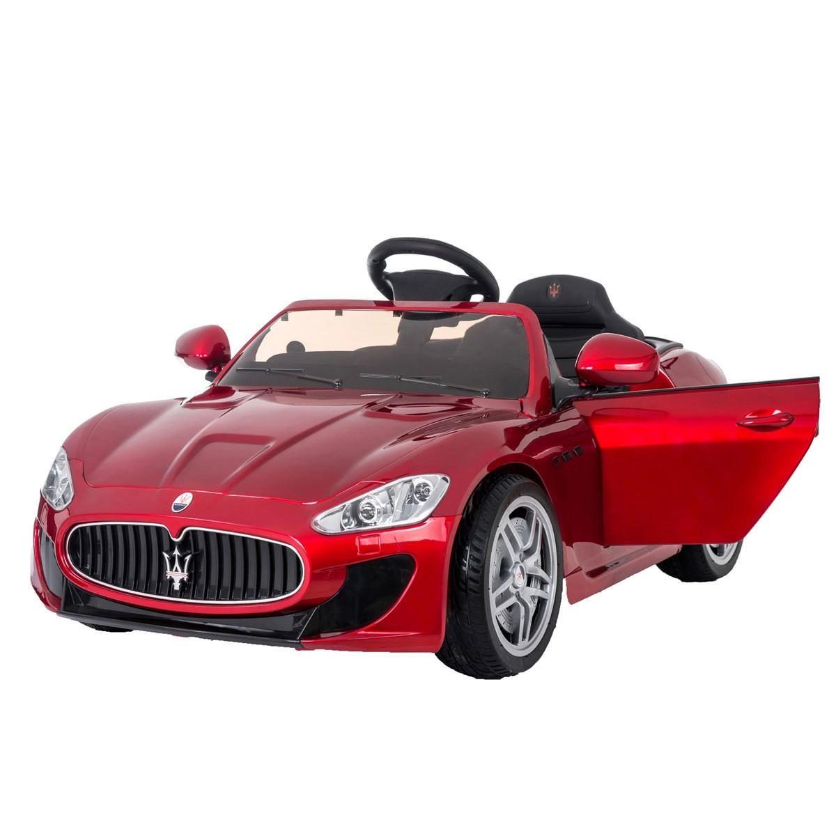 Coche Eléctrico Maserati 12 V