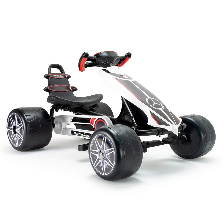 Go-Kart a Pedali Mercedes