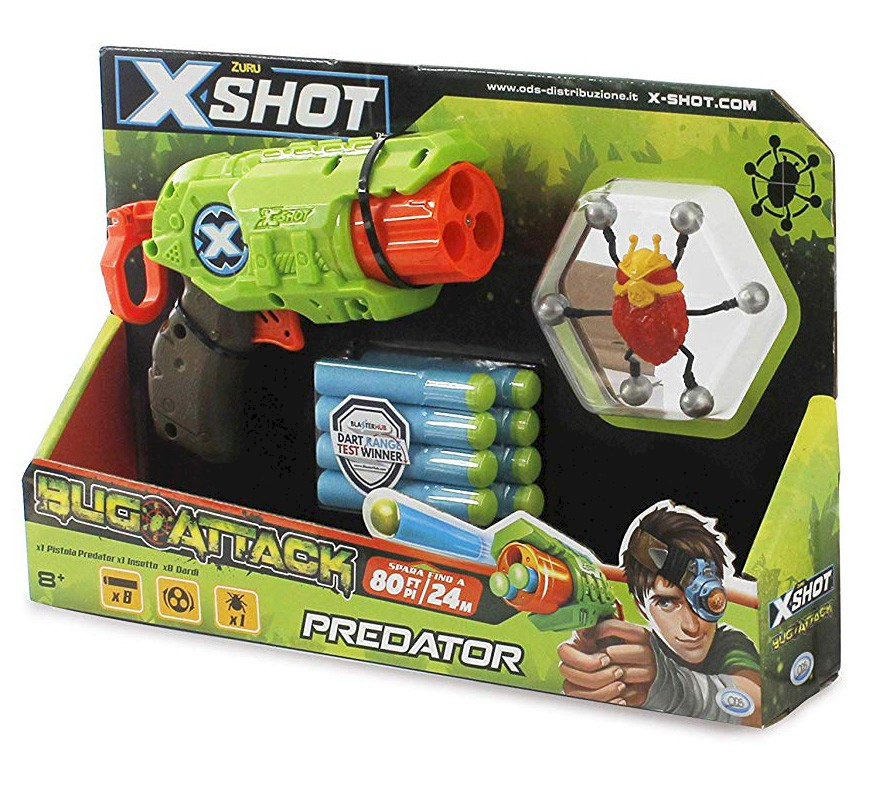 Bug Attack - Pistole Predator