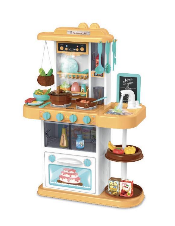 Maisonelle Küche