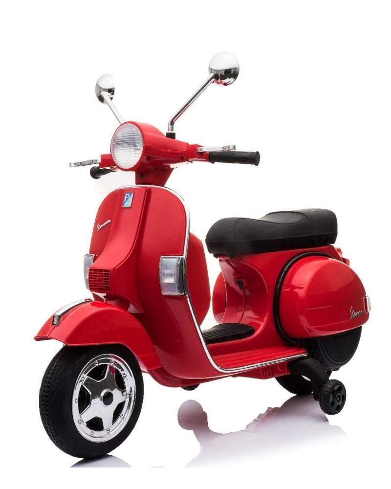 Ride-on Vespa Rouge 12V