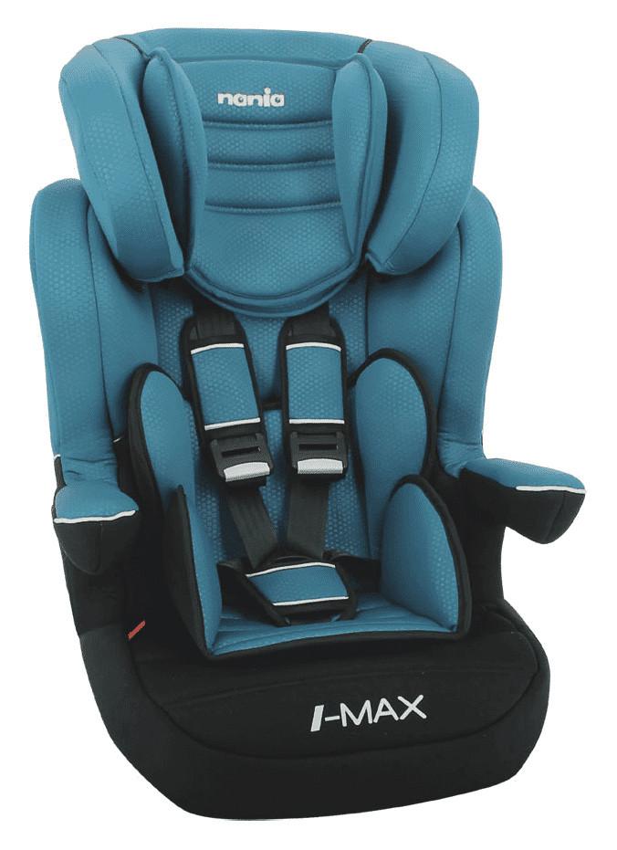 Silla de Auto I-Max Sp Isofix Nania Luxe Blue