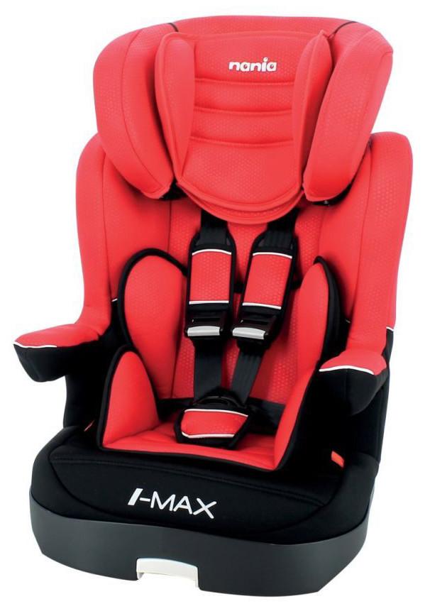 Seggiolino Auto I-Max Sp Isofix Luxe Red