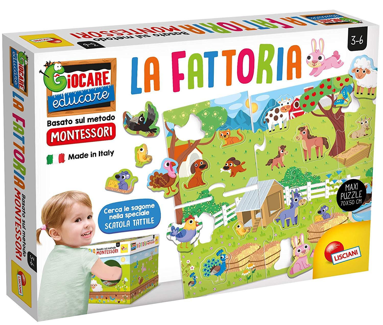 Lisciani - La Fattoria