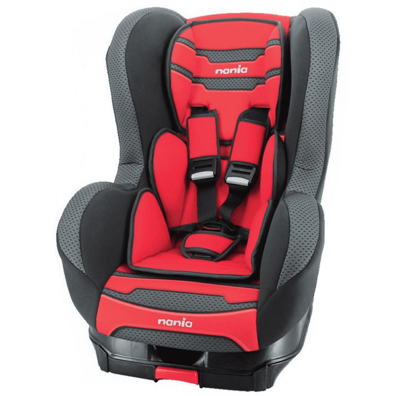Siège-Auto Cosmo Isofix Rouge
