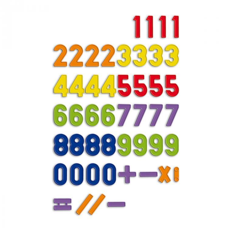 Quercetti - Magnetische Zahlen
