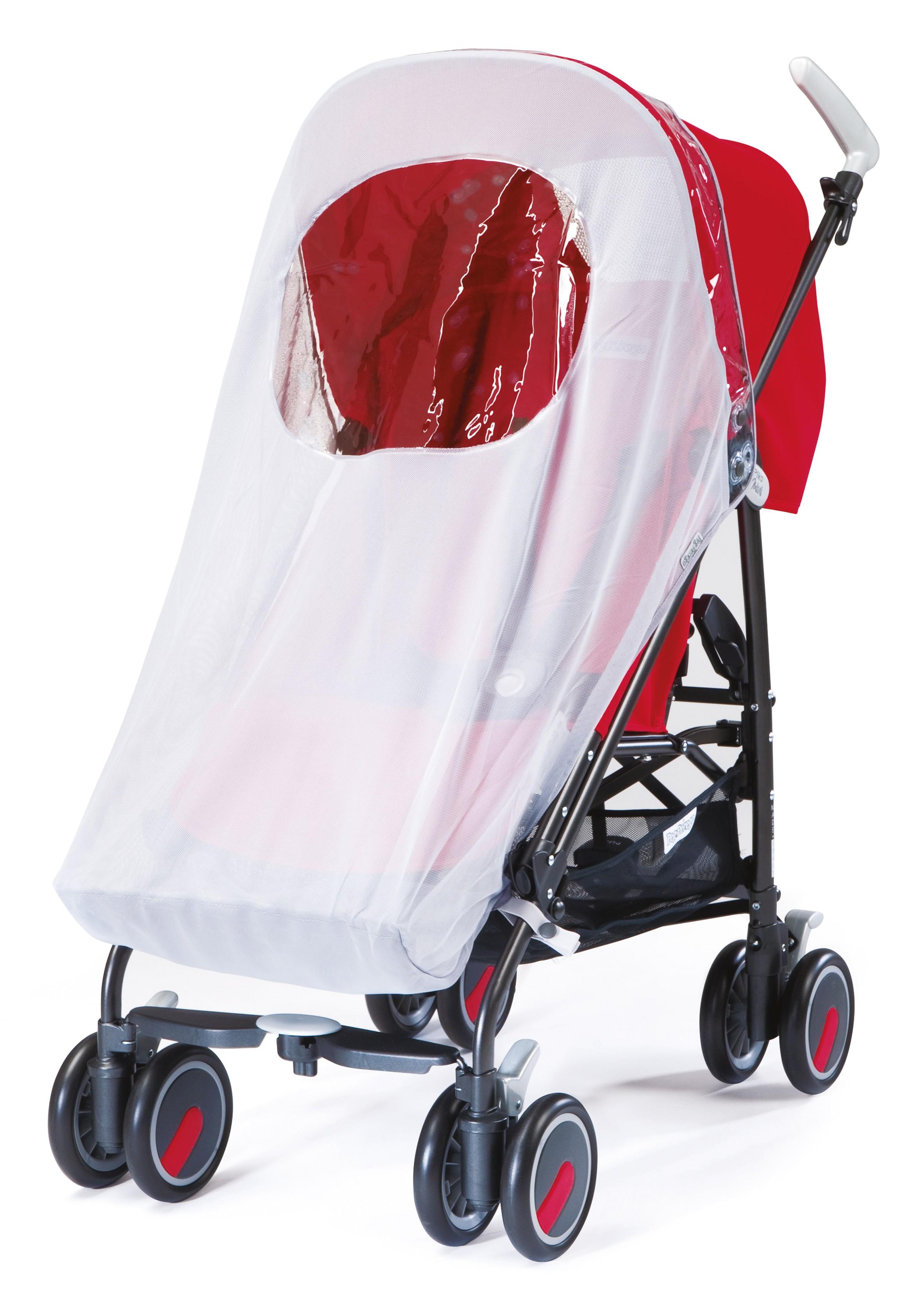 Moskitonetz für Kinderwagen Peg Perego