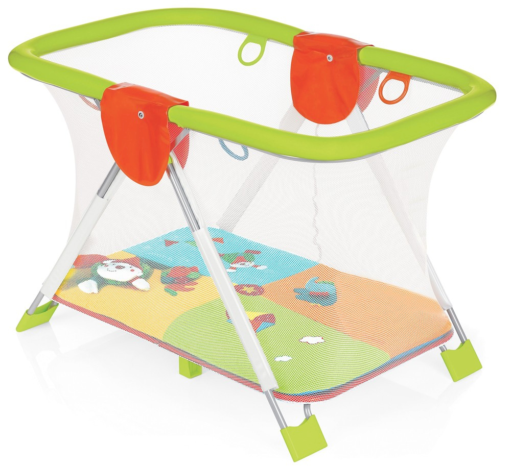 Box Soft&Play Brevi Mondocirco