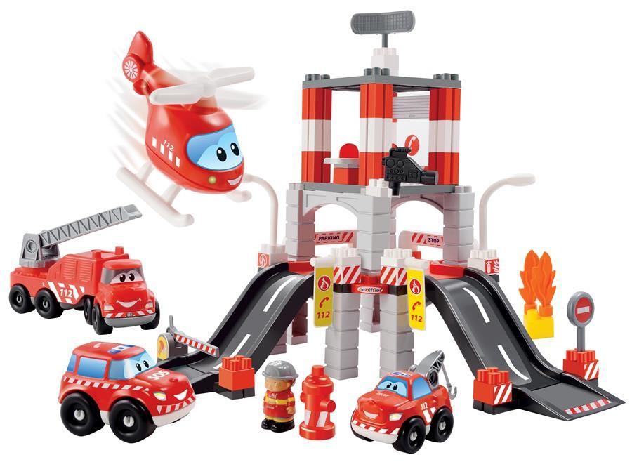 Coffret Pompier