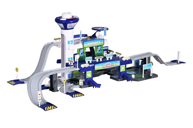 Mega Set Aeropuerto con 5 Vehículos