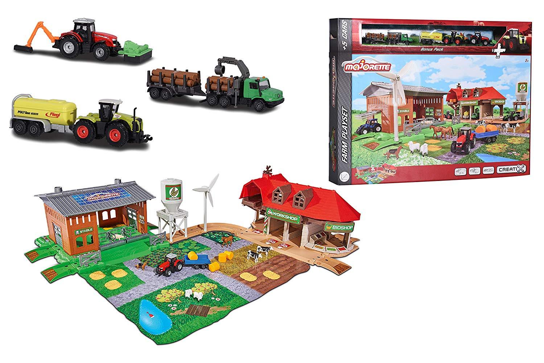 Bauernhof + 5 Fahrzeuge