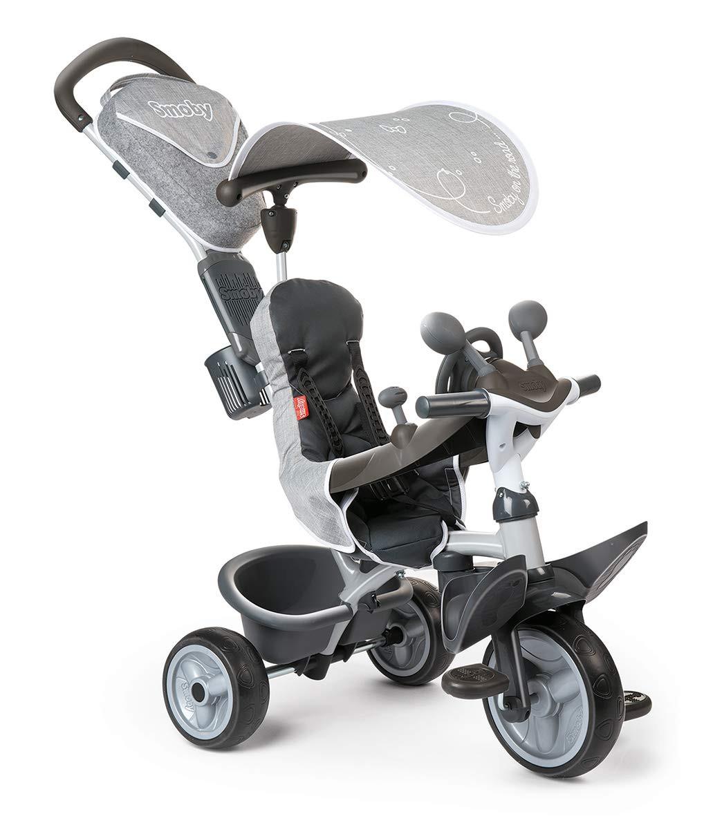 Triciclo Baby Driver Confort Grigio