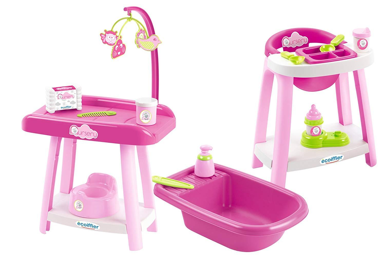 Set Nursery con Seggiolone