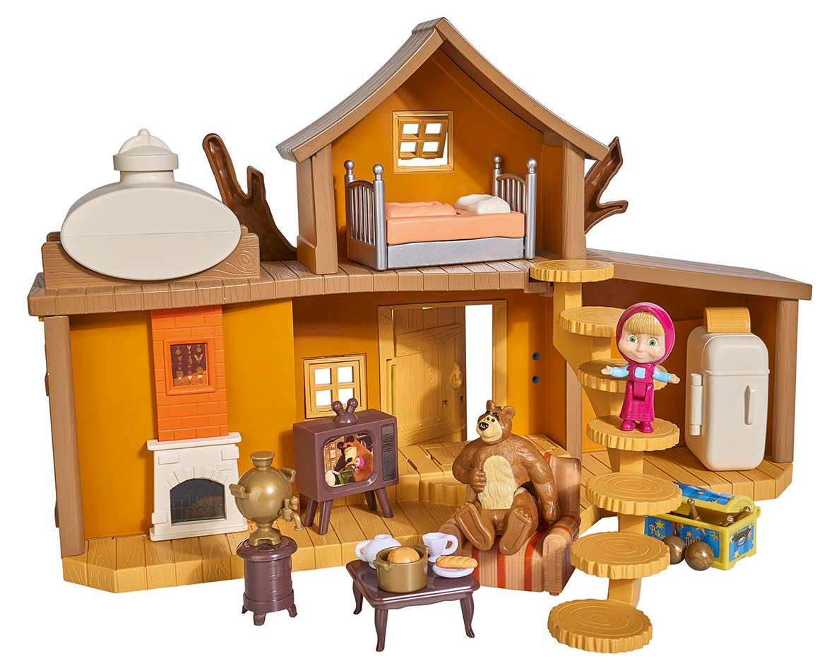 Masha e Orso e La Grande Casa