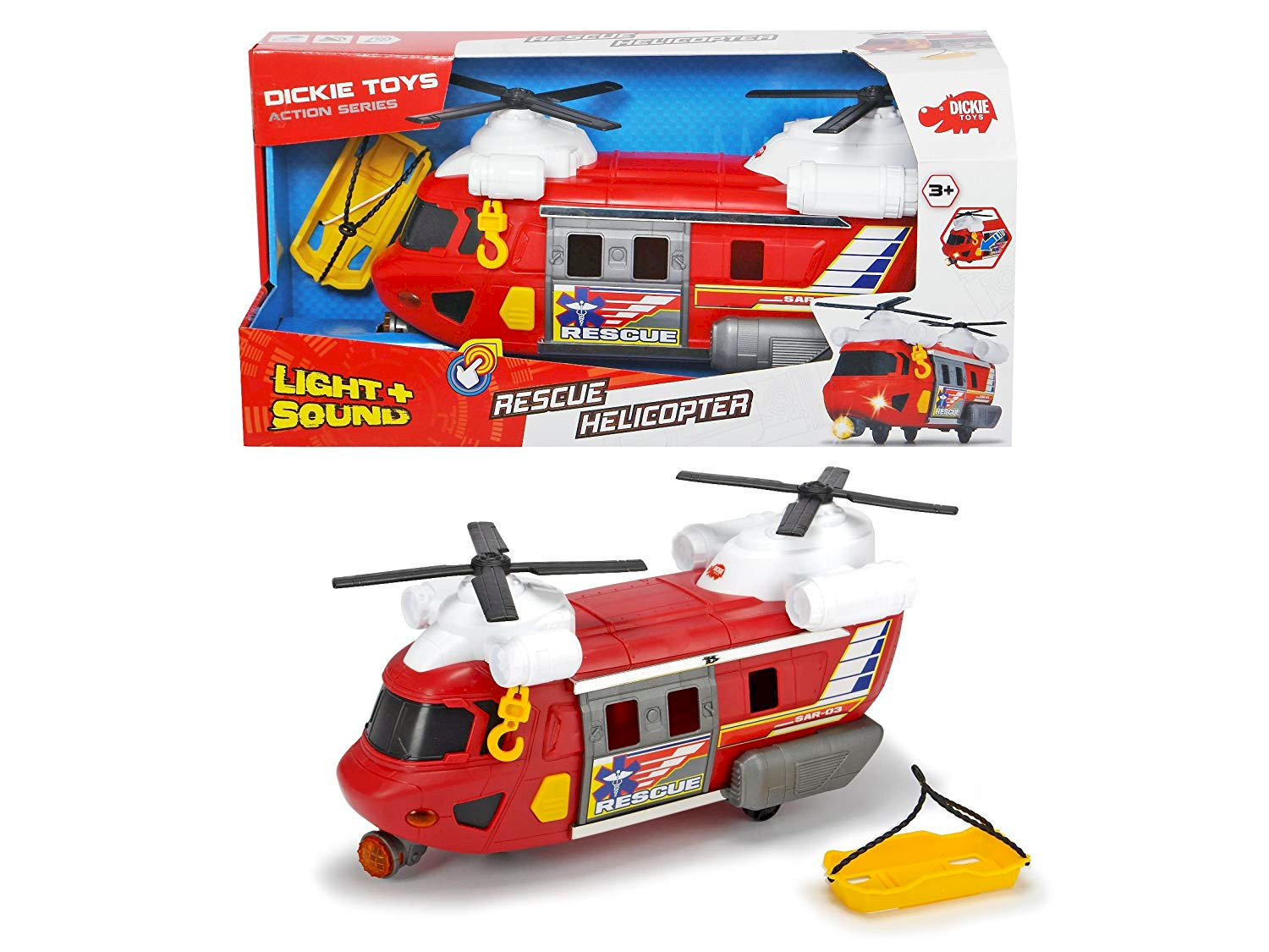 Giant Rescue Helicopter