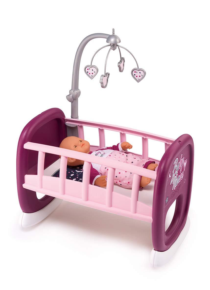 Culla con Giostrina Baby Nurse - Smoby