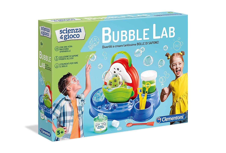 Bubble Lab Clementoni