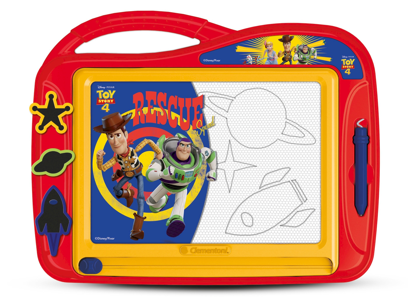 Tablette à dessins éducatifs Toy Story 4