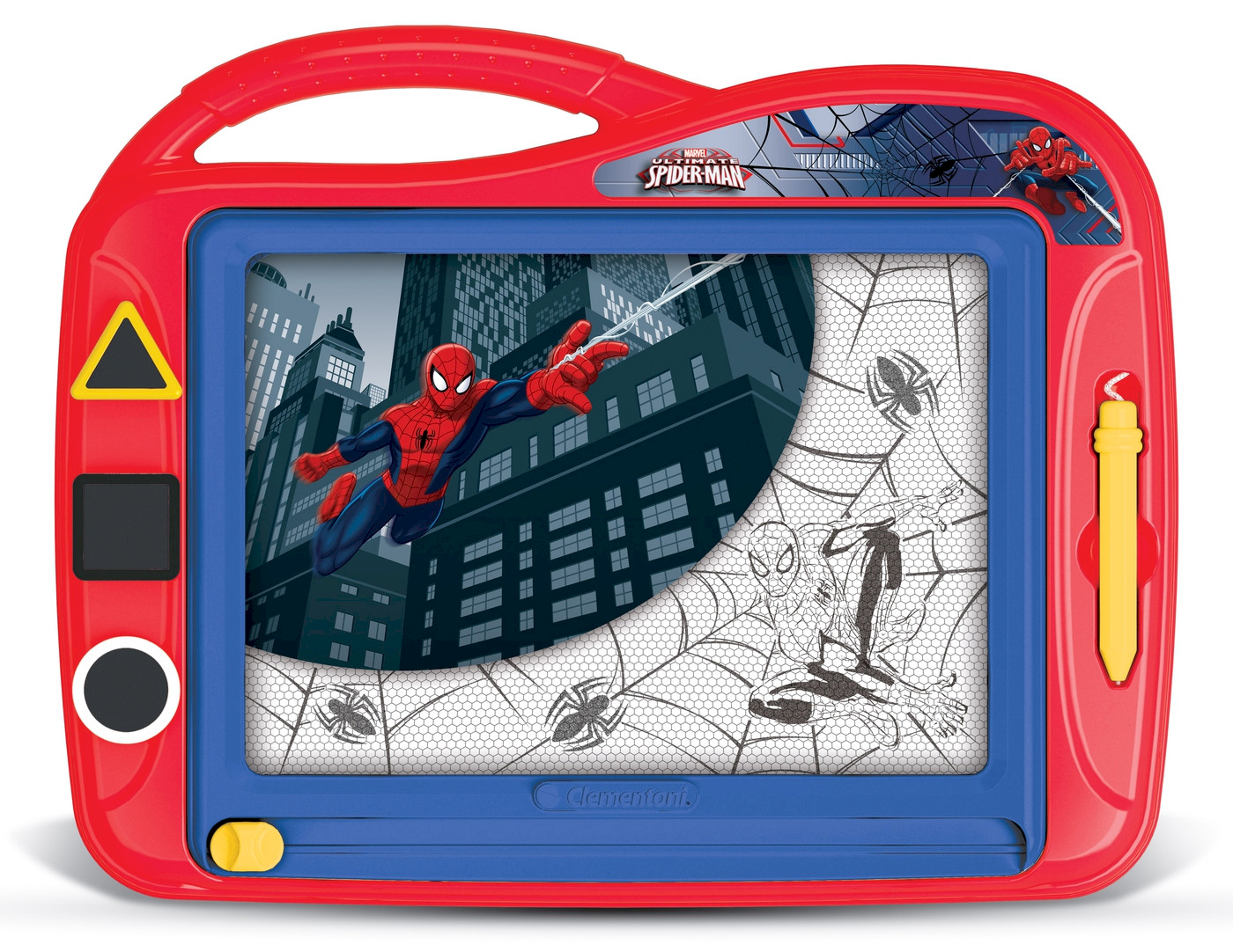 Tablette à dessins éducatifs Spiderman