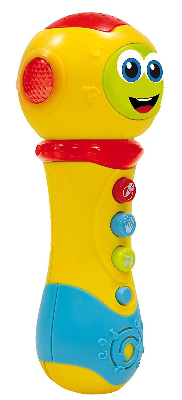 Carotina Baby Microfono Valentino 3 in 1