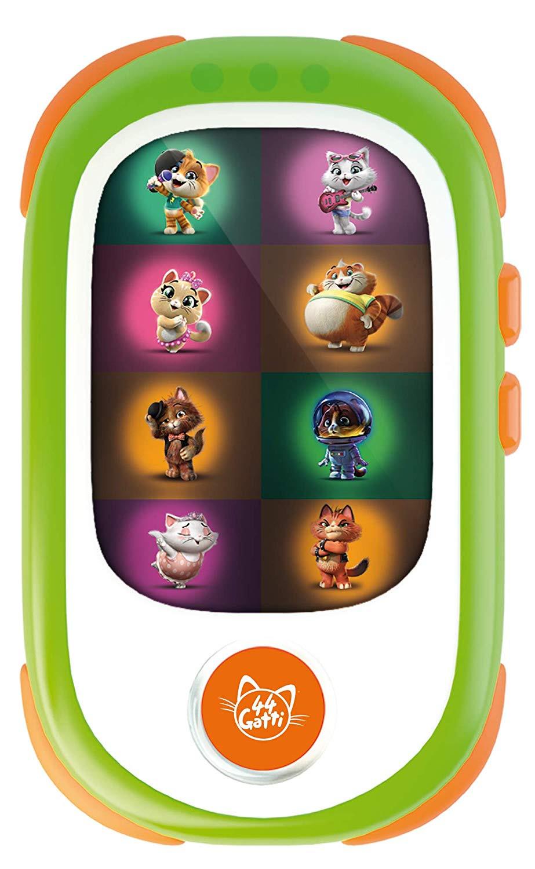 Baby Smartphone 44 Gatti