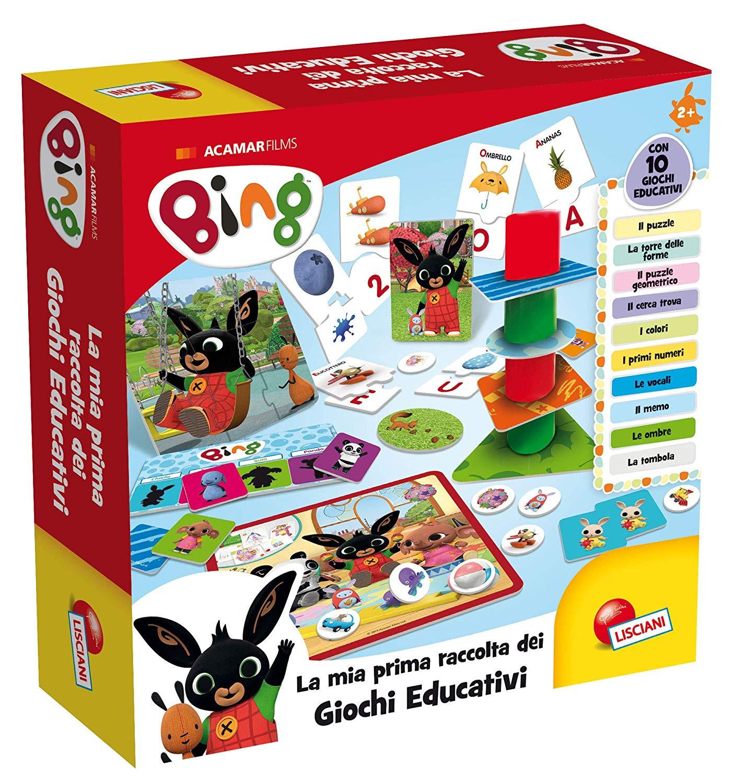 Raccolta Giochi Educativi Baby di Bing