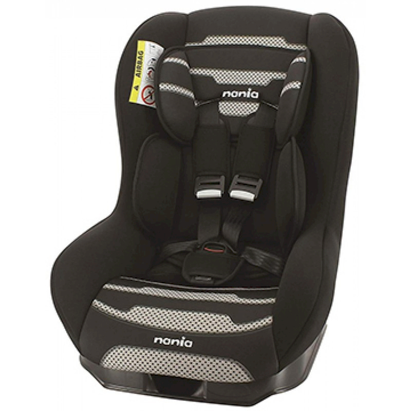 Nania Kindersitz Driver Black